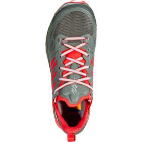 La Sportiva Kaptiva Scarpe da corsa Donna, clay/hibiscus